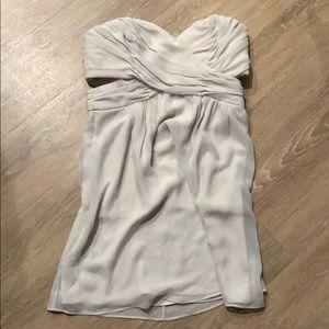 BCBGeneration size 4 Strapless dress
